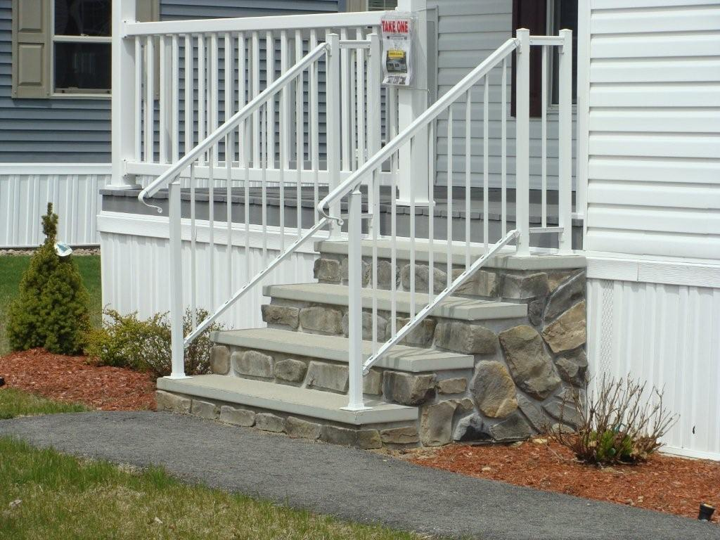 systems black iron to simple porch effective cxt railings ways deckorators aluminum on railing wrought problem architectural design most overcome ideas s deck cute